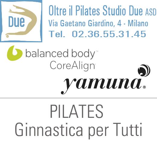 Oltre il Pilates Studio Due