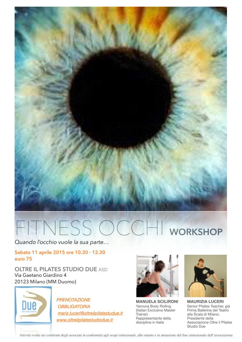 Fitness Occhi