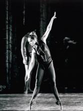 Maurizia Luceri la danzatrice